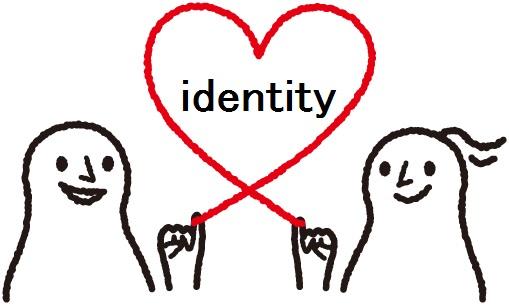 女性特有のアイデンティティ