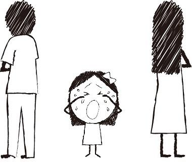 両親の不仲がトラウマになるとき